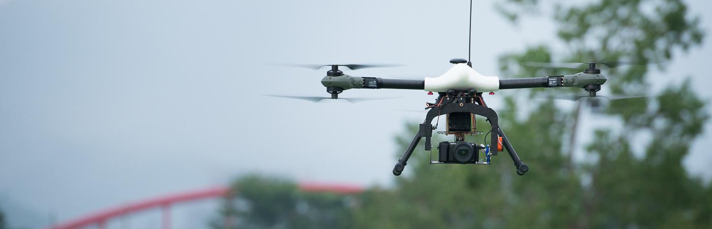 Cutting edge UAV solutions
